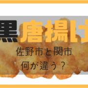 黒唐揚げ佐野・関 (1)