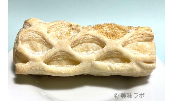 ファミマ 冷やして食べるコロネパイ(チーズクリーム)横